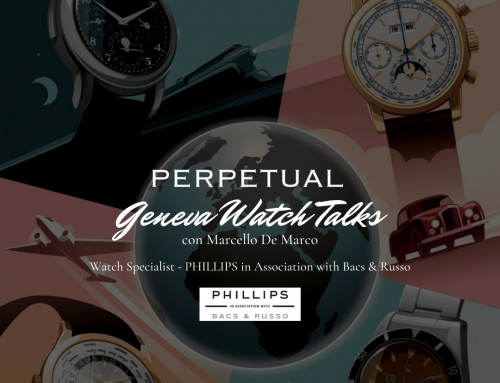 "P|Radio – Ep11 ""Geneva Watch Talks"" con Marcello De Marco – Watch Specialist 'Phillips in Association with Bacs&Russo'"