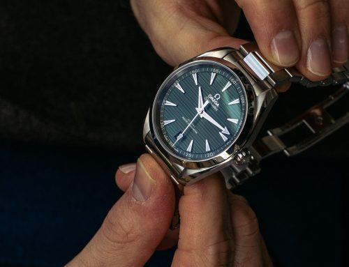 Introducing | OMEGA Seamaster AQUA TERRA 150m Co Axial Master Chronometer: Enfant terrible