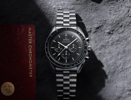 Introducing – Il nuovo OMEGA Speedmaster Moonwatch Co-Axial Master Chronometer