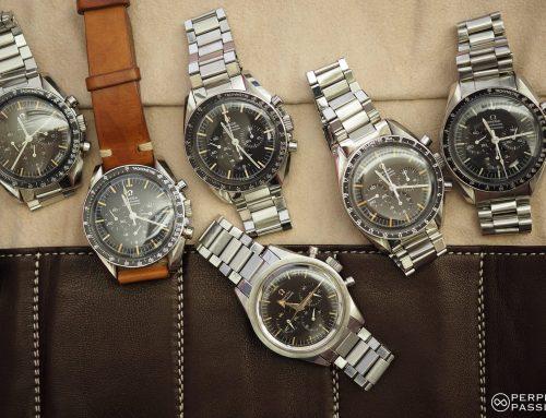 Dalla nascita dell' Omega Speedmaster al nuovo Moonwatch CoAxial Master Chronometer