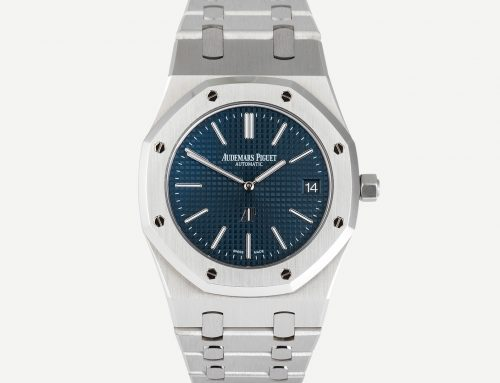 Audemars Piguet's Royal Oak 15202ST will be released in 2022