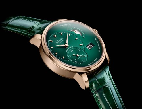 Introducing GLASHÜTTE ORIGINAL PANOMATICLUNAR