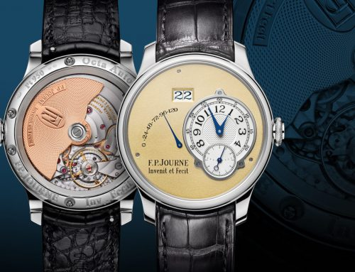 Introducing F.P. Journe Octa Automatique 20esimo Anniversario in Edizione Limitata