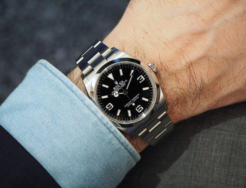 W&W 2021 | I nuovi Rolex Explorer da 36mm, ref. 124270 e ref. 124273