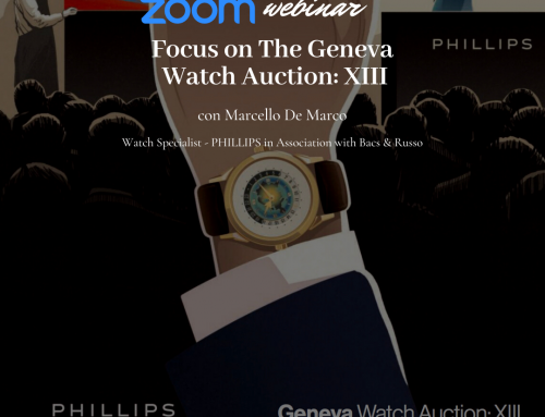 "Focus On | Alla scoperta dei migliori orologi dell'asta ""The Geneva Watch Auction XIII"" con Marcello De Marco"