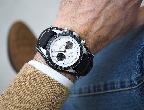 "Review | Il nuovo Tudor Black Bay Chrono 79360N ""Panda dial"""