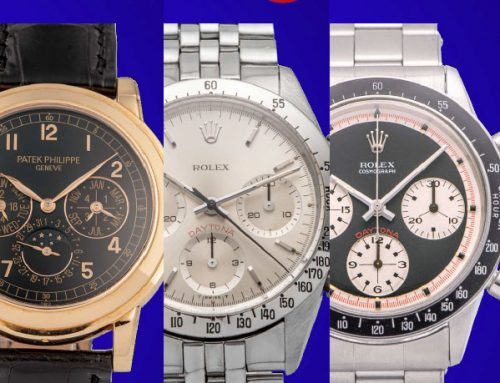 "Focus on | Antiquorum  ""IMPORTANT MODERN & VINTAGE TIMEPIECES"" 9 Maggio 2021"