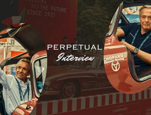Interview | Alla partenza della 1000 Miglia con Karl-Friedrich Scheufele e Jacky Ickx