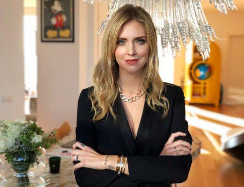 Chiara Ferragni entra nel mondo dell'orologeria con Morellato