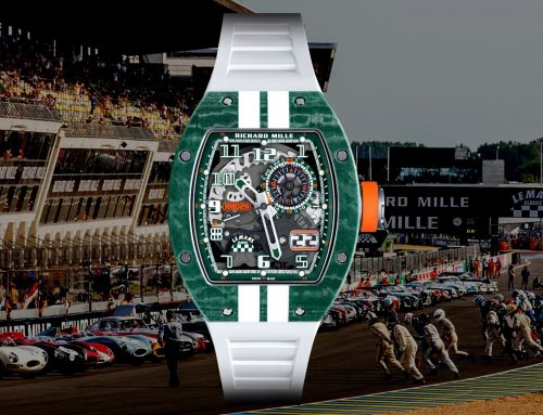 Introducing Richard Mille RM 029 Le Mans Classic