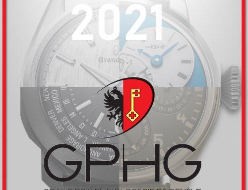 Svelati gli 84 orologi finalisti del Grand Prix d'Horlogerie de Genève (GPHG) 2021