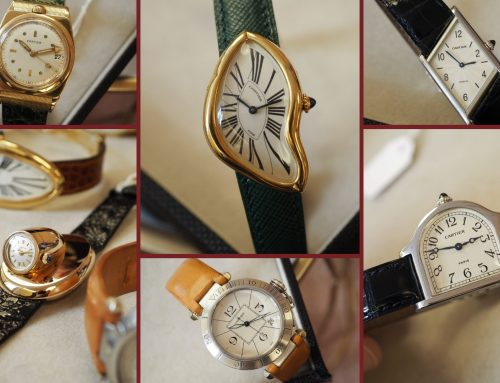 """Gli highlights dell'asta """"88 Cartier"""" di Monaco Legend Group"""